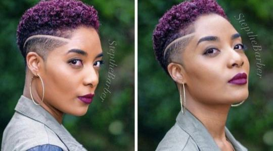 Scooper Uganda Beauty News These Dyed Short Short Hair Styles Will Make You Want To Dye Your Hair