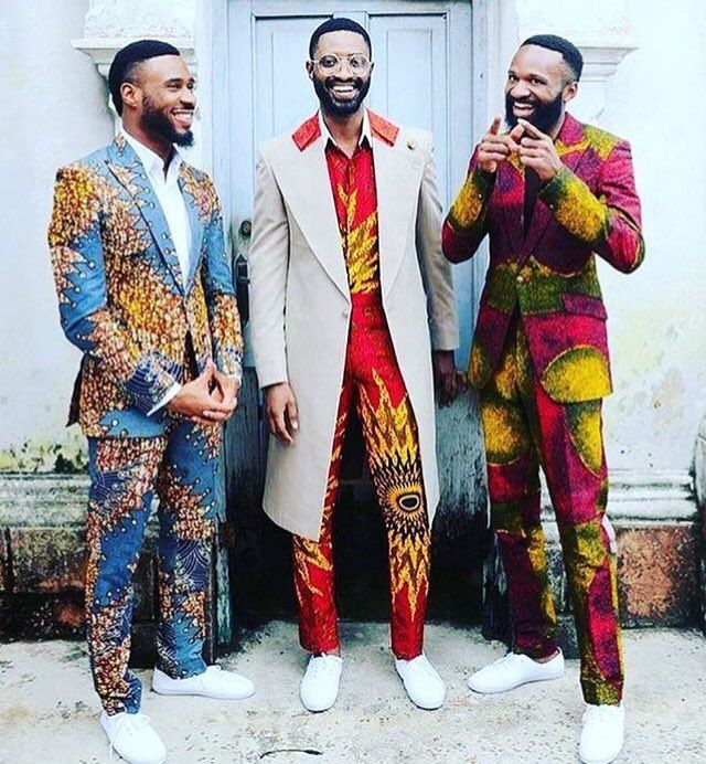 Scooper Uganda Fashion News Men S Fashion Switch Up Your Ankara Game With These Trendy Ankara Suit Styles