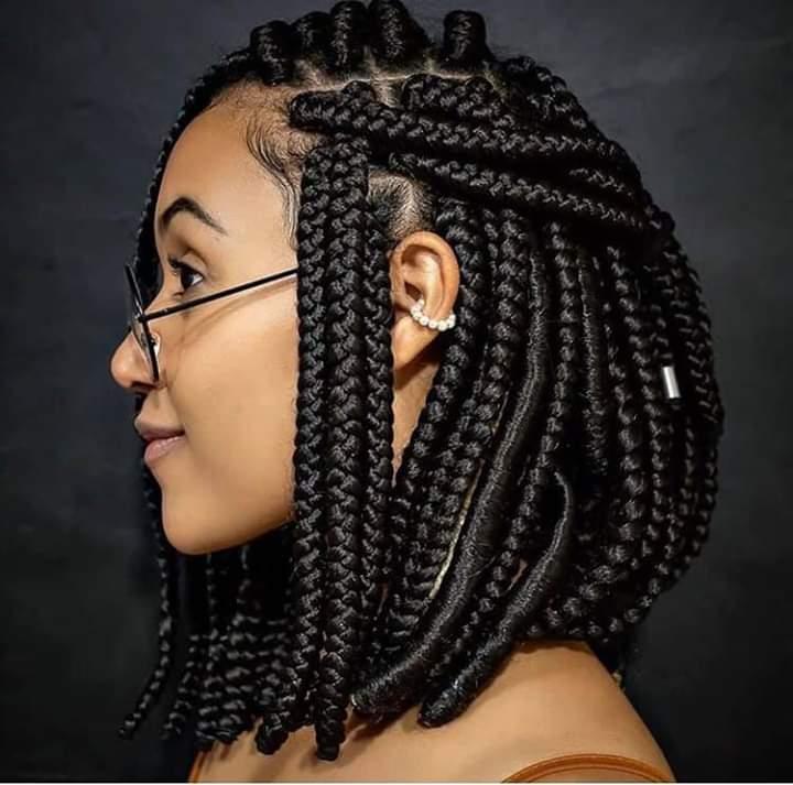 Scooper Uganda Fashion News Ladies Turn The Heat Off With These Heat Friendly Hairdos