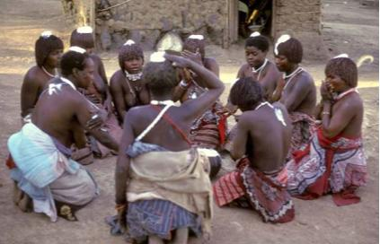 See The Most Potent Female Witch Doctors That Cure All Kinds Of Sickness 2