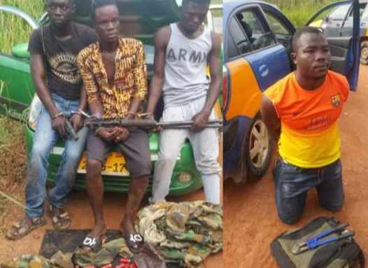 Robbers Kill Their Own Colleague During Operation 3