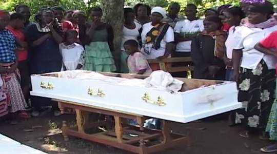 Scooper - Society News: (VIDEOS)Sleeping With The Dead in Cleansing Rituals-Inside  Luo Nyanza Shocking Culture
